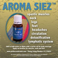 Use after a workout or for tired muscles. Add to bath water or dilute with carrier oil for body massage. Young Living supplements are designed to improve nutrition; they are not intended to diagnose treat cure or prevent any disease. My Essential Oils, Young Living Essential Oils, Young Living Supplements, Coconut Oil For Acne, Young Living Oils, Bath Water, Carrier Oils, Workout, Massage Therapy