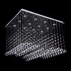 Lights & Lighting Chandeliers Smart Modern Crystal Chandelier Led Lustres De Cristal Hanging Lamps For Living Room Hotel Lobby Long Spiral Crystal Suspension Lamps Good Reputation Over The World