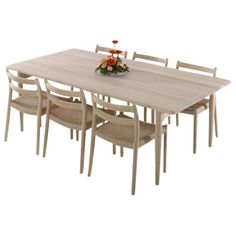Dining Room Tables Furniture featuring Bar Carts, Cafe Tables, Dining Tables and more on Danish Design Store. Table Furniture, Outdoor Furniture Sets, Outdoor Decor, Danish Design Store, Cafe Tables, Dining Room Table, Home Accents, Beautiful Homes, Model
