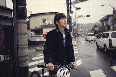 YOO SEUNG HO'S SPREADS FROM 'SPRING SNOW, AND … TRAVEL LETTER'