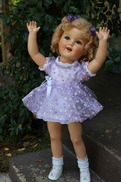 "~ Pretty ""Shirley Temple"" Doll ~"