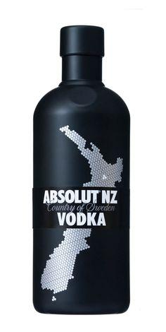 Absolut Vodka : une selection de packaging design et innovants