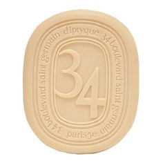 Diptyque Perfumed soap 34 boulevard Saint Germain (36 PAB) ❤ liked on Polyvore featuring beauty products, bath & body products, body cleansers, beauty, cosmetics, makeup, multi, diptyque, soap perfume and diptyque perfume