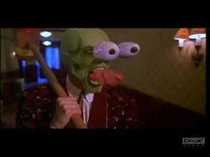 "Jim Carey Screaming ""The Mask"" movie - http://film.linke.rs/domaci-filmovi/jim-carey-screaming-the-mask-movie/"