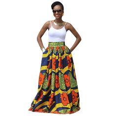 Femmes africaines Africains de Vêtements Robes Pour Femmes Offre Spéciale Top Fashion Spandex 2016 Impression Vêtements