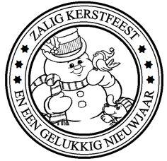 Had van Dora het verzoek gehad of ik de kerstdigi's van een paar dagen terug in het Nederlands wou maken. Dus heb ik er even een paar gem...