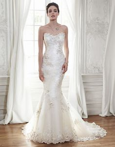 Brands   Wedding Gowns   Chante Gown   Hudson's Bay