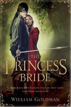 the princess bride, by william goldman. if you love the movie...you will love the book!!