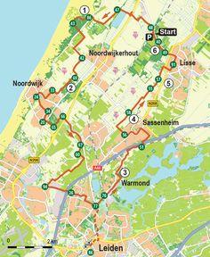 Deze fietsroute is op zijn mooist als de bollenvelden in bloei staan, maar ook in de andere seizoenen laat deze route je genieten van het Zuid Hollands Landschap. Weekender, Holland, Camper, Travel Route, Diy Home Repair, Travel Memories, Day Trip, Netherlands, Places To Go