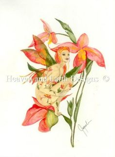 Orchid- Jacqueline Collen-Tarrolly