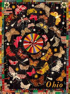 TONY FITZPATRICK  The Mysteries of Drawing Collages.