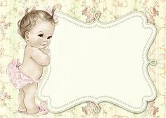 Baby Afro, Baby Cartoon Drawing, Baby Gift Hampers, Baby Shower Invitaciones, Baby Girl Christening, New Baby Cards, Baby Album, Baby Princess, Baby Scrapbook