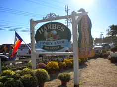Harbes Farm, one of the most well known for visits in Southold, NY.