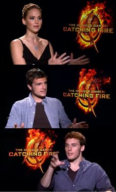 catching fire is near..