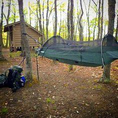 Camping Hammock Bug Net