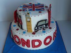 London Cake  Cakes To Make cakepins.com