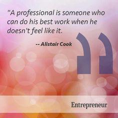 Professional definition