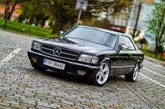Mercedes-Benz W126 SEC-Class by Lorinser | BENZTUNING