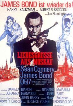 James Bond 007 - Liebesgrüße aus Moskau   Bilder