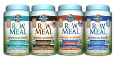 RAW Meal, Raw Whole Food Vegetable Protein Meal Replacement