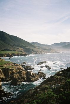 Big Sur, California. Photo by YanYan Zhang