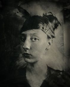 Photography, Large format in People, Portrait, Female, Large Format, Wet Plate Collodion - Image #412045