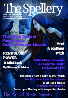 The new August issue of GKS Media's The Spellery Magazine is now available! Only 99 cents! Get it here www.gksmedia.com