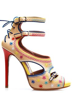 Stunning Women Shoes, Shoes Addict, Beautiful High Heels Tabitha Simmons ❀ live the signature style of this designer.