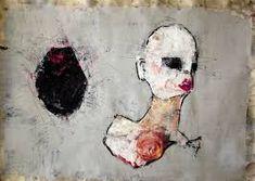 Αποτέλεσμα εικόνας για Khara Oxier paintings Neo Expressionism, Outsider Art, New Artists, The Outsiders, Original Art, Inspiration, Latex, Artwork, Portraits