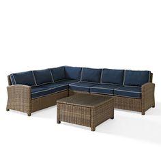 5-Piece Zara Patio Seating Group
