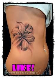shoulder black orchid tattoos - Google Search