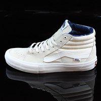 12ce000576 Vans Sk8-Hi Pro Shoes White