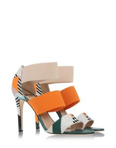 Sandals - MSGM