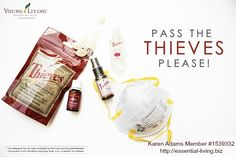 Thieves supports a healthy immune system