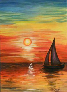 Mattinata al mare