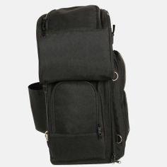 Bike sissy bar backpack