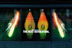 Nike Flyknit Air Max by ILOVEDUST, via Behance