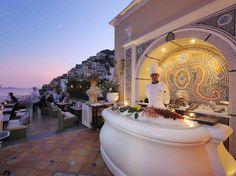 Le Sirenuse, Positano, Italy.
