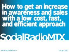 radio-is-the-internets-loudspeaker by Sam Zniber via Slideshare