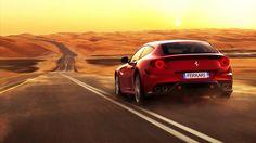 HD Ferrari F12 Berlinetta Wallpaper