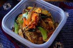 Japanify: Harusame Bento (Bean Thread Noodle Stir Fry) « Umami Mart