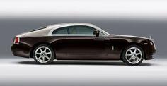 The new Rolls Royce Wraith