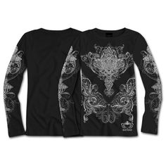 Find long sleeve women's cross tee's at katydidcollection.com.