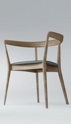 Carola armchair, Andreu World