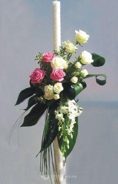 Lumanare nunta/botez de la 123flori Wedding Flowers, Wedding Dresses, Festive, Wedding Ideas, Horsehair, Crocheting, Wedding, Bride Dresses, Bridal Gowns