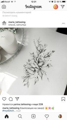Mini Tattoos, Rose Tattoos, Leg Tattoos, Flower Tattoos, Small Tattoos, Tears Art, Jagua Tattoo, Sleeve Tattoos For Women, Flower Tattoo Designs