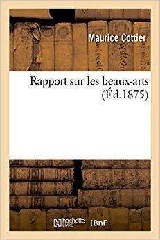 Télécharger Rapport sur les beaux-arts Gratuit