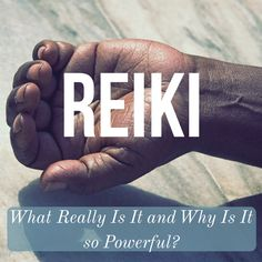 I've experienced around a dozen types of energy healing, all of which I've  found to be incredibly powerful and beneficial. Although I stand by all  spiritual work to have incredible potential, I have yet to experience  something that surpasses the power of Reiki.   Realizing what makes Reiki s