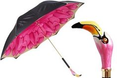 189 21065-30 K9 - Flamingo Umbrella