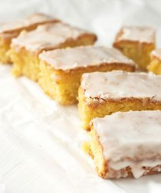 Secret Ingredient Lemon Slices: What makes these lemon bars so moist? Check out this recipe and find out!